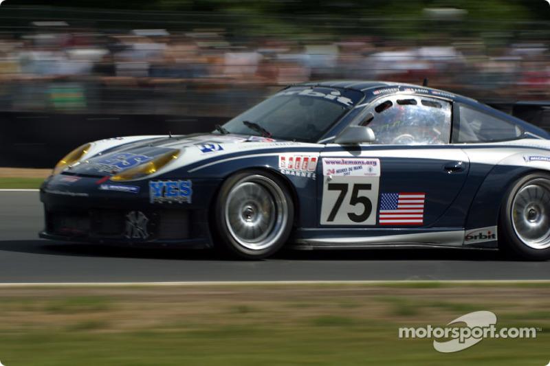 Porsche 911 GT3-RS de Orbit Racing