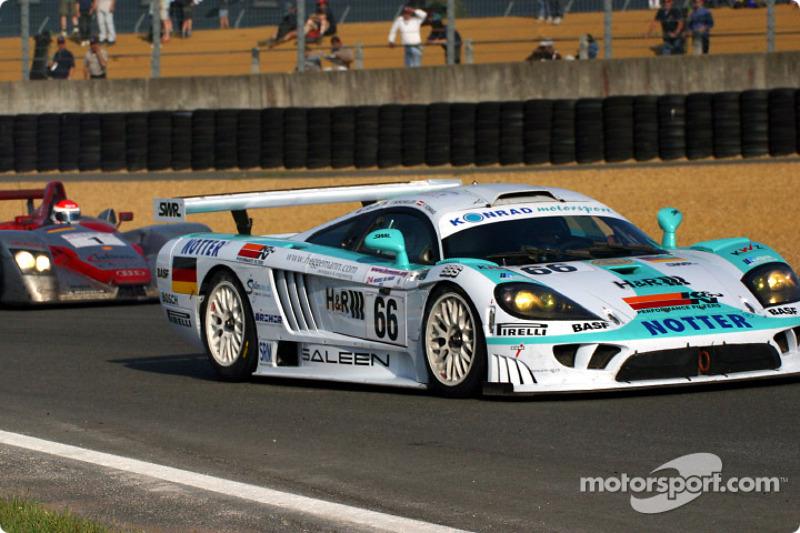 Saleen S7R de Konrad Motorsports