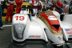 MBD Sportcar Team Panoz-Mugen LMP07
