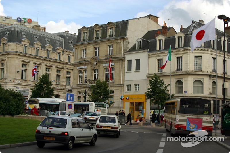 Centro de Le Mans