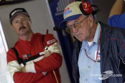 Gary Bradberry a fait son premier départ de la saison en prenant le contrôle de la Ford Taurus de Junie Donlavey