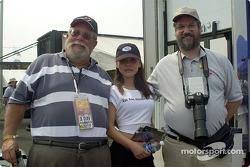 it surely worked for Motorsport.com's Rich Romer and Ken Plotkin