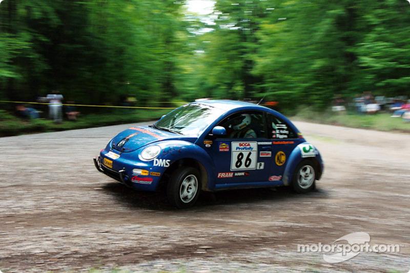 Mike Halley - VW Beetle