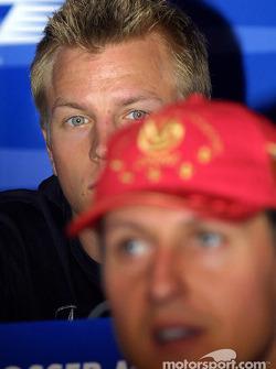 Thursday FIA press conference: Kimi Raikkonen