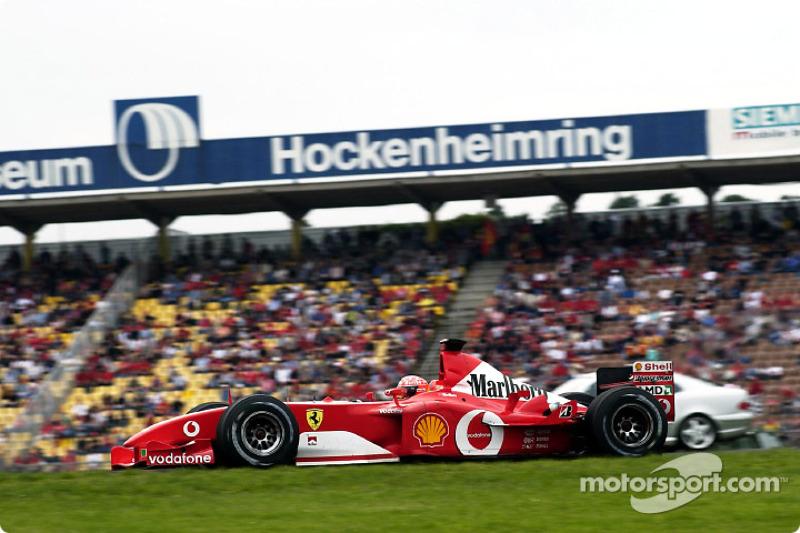 Гран При Германии 2002
