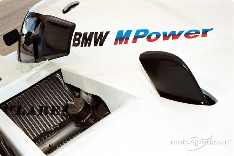 BMW powered