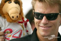 Autograph session: Stefan Johansson and Alf