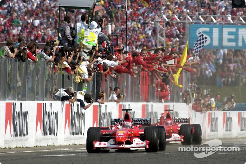 Переможець: Рубенс Баррікелло, Ferrari