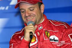 Press conference: Rubens Barrichello