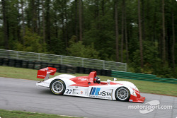 Theys in Doran Racing's Dallara