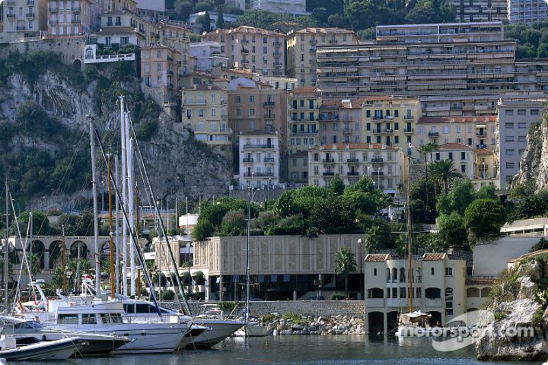 El Puerto de Mónaco, o al menos una porción del mismo
