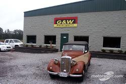 G & W Showroom Entrance at VIR