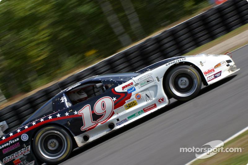ACP Motorsports Corvette