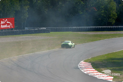 The Racer's Group Porsche GT3 R goes back on track
