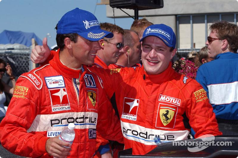 Tomas Enge and Peter Kox