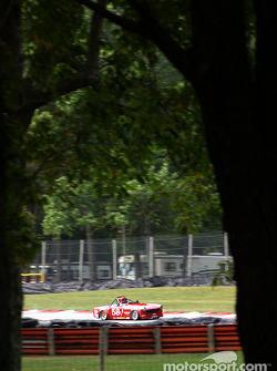 GP class qualifying: Daniel Huntsman