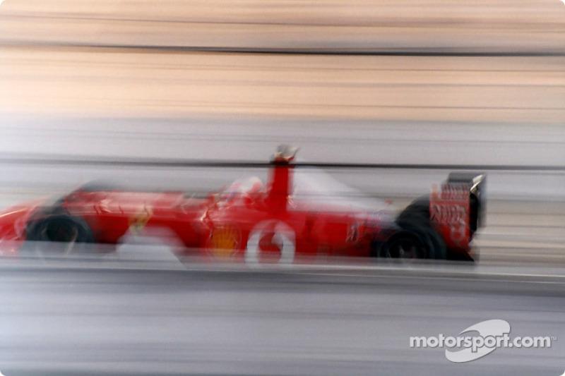 Rubens Barrichello - quick warm up