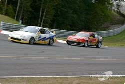 Power Racing Team Acura Integra R and HRPworld.com Acura Integra LS