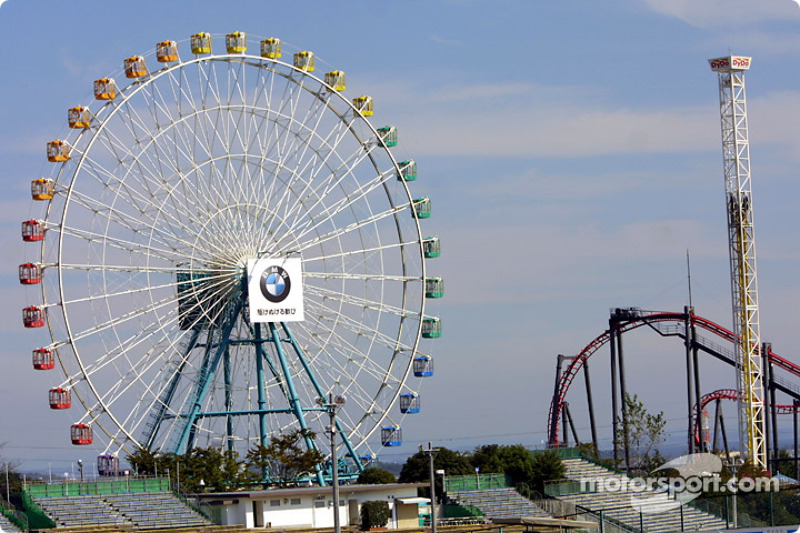 The Suzuka Ferris wheel