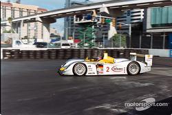 Audi on course