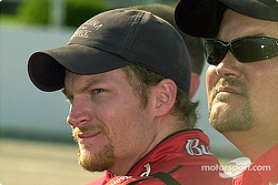 The ever popular Dale Earnhardt Jr.