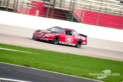 The Coca-Cola Racing Family promotion: Kurt Busch and fan at full speed