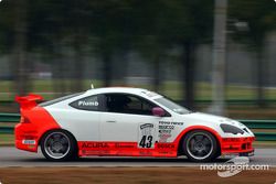 Hugh Plumb in the RealTime RSX
