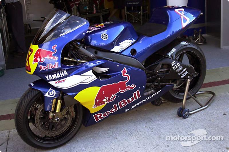 La Yamaha 500cc de Garry McCoy