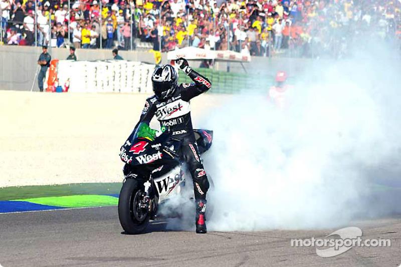 2002: Alex Barros, Honda RC211V