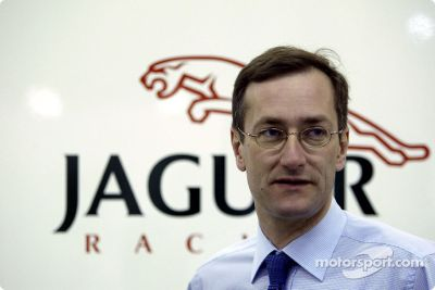 Jaguar Racing December presentation