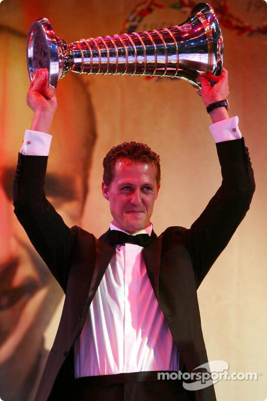 Michael Schumacher (first)