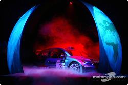 FIA WRC Peugeot