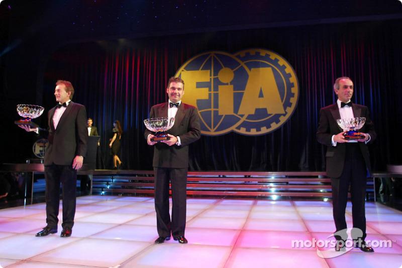 FIA European Truck Racing, Winner Race Trucks, Egon Allgauer, Winner Super Race Trucks, Gerd Körber