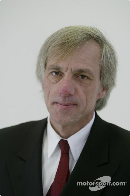 Gustav Brunner - Chief Designer