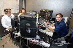 Rally of Monte Carlo radio control