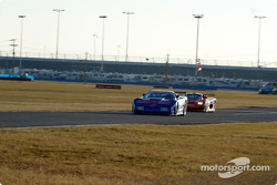 #05 Team Re/Max Corvette: Craig Conway, Rick Carelli, Davy Liniger, John Metcalf, and #24 Perspective Racing Mosler MT900R: Jérôme Policand, Michel Neugarten, Andy Wallace, Joao Barbosa