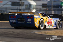 #46 Morgan Dollar Motorsports Corvette: Charles Morgan, Rob Morgan, Lance Norick, Jim Pace