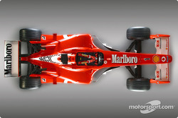 The new Ferrari F2003-GA