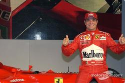 Рубенс Баррикелло, Ferrari F2003-GA