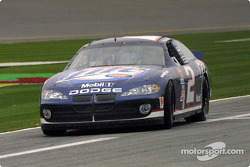 Rusty Wallace sports a new Dodge