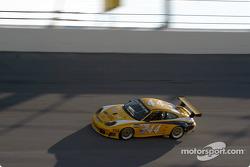 #44 Orbit Racing Porsche GT3 RS: Mike Fitzgerald, Joseph Policastro Sr., Joseph Policastro Jr., Manuel Matos