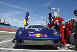 Brumos Racing team