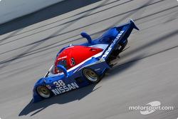 #38 1990 Nissan GTP: Brian DeVries