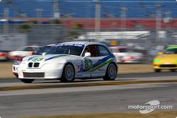 #83 Duane Neyer Motorsports BMW Z3: Jim Hamblin, Stewart Tetreault