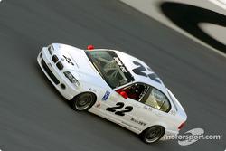 #22 CSL Racing BMW 330i: Jerry Spangler, David Chenoweth
