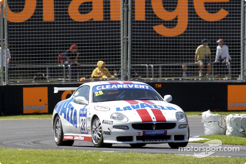 Maserati Trofeo at Australian GP