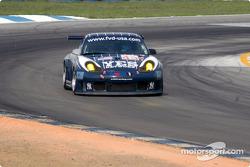 #43 Orbit Racing Porsche 911 GT3 RS: Leo Hindery, Peter Baron