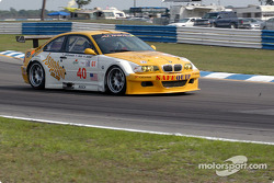 #40 Alegra Motorsports BMW M3: Boris Said, Carlos de Quesada, Scooter Gabel