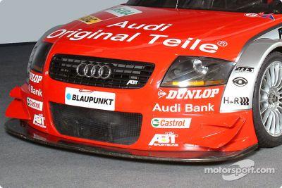 Präsentation: Audi-Juniorteam