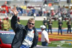 Presentación de pilotos: Jeff Burton